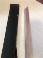 Sword w/ Case
