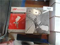 Ingersoll Rand 210G Gravity Spray Gun