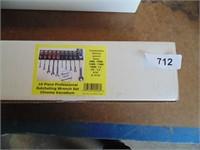 Powerbuilt 10pc Ratchet Wrench Set