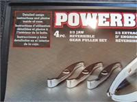 Powerbuilt 4pc. 2/3 Jaw Reversible Gear Pull Set