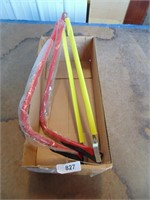 (2) Bow Saws
