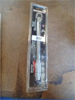 "Powerbuilt 3/8"" Micrometer Torque Wrench"