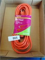 25' Electrical Cord