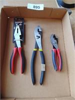 (3) Pliers