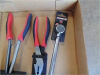 """Pliers & 1/2"""" Torch Wrench"""