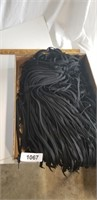 Several Black Shoe Strings (4'L)