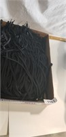 Several Black Shoe Strings (4')