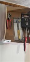 """11"""" Hose Jaw Pliers, Coal Chisel, Pliers"""