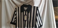 Large Referee Shirt & (2) Med. Jackets