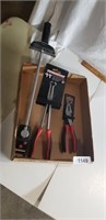 """Torque Wrench, 11"""" Long Nose Hose Jaw Pliers"""