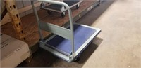 Platform Utility Cart w/ Foldable Handle