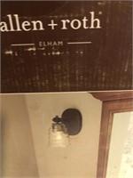 Allen & Roth Vanity Light