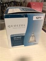 Quoizel Mini Pendant Light