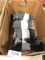 (4) Dozen Gloves - Gray
