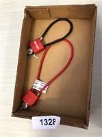 (2) Pad Locks w/ Keys