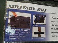 Military Cot