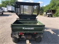 2004 KAWASAKI MULE 550