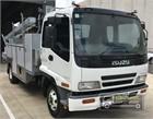 2003 Isuzu FRR 550 Service Vehicle