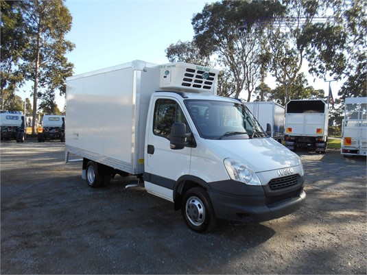 2013 Iveco Daily 45c17 - Trucks for Sale