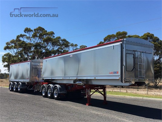 2020 Lusty Ems Tipper Trailer - Trailers for Sale