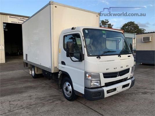 2014 Mitsubishi Fuso CANTER 515 - Trucks for Sale
