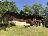 Log Cabin Retreat (Hermann, MO) - Sazama Real Estate Auction