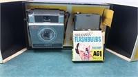 Vintage Kodak Brownie Fiesta Camera Outfit