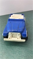 """1969 Tootsie Toys Metal Pick Up Truck 3 1/2"""" Long"""