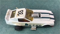 1976 Ideal Evel Knieval Formula 1 Car and Funny
