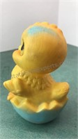 1963 Dreamland Creations Rubber Duck Toy 4 1/2