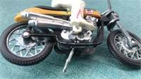1976 Ideal Evel Knieval Harley Davidson Toy