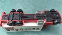 "1998 Mattel Hot Wheels Fisher Price Box Truck 5"""