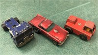 Vintage Hotwheels and Matchbox Cars