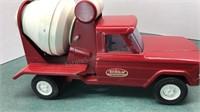 "Vintage Tonka Cement Mixer Toy  9"" Long"