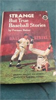 Vintage Hardcover Sports Books