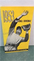1946 1962 and 1953 Baseball Guides Paperback
