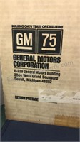 Vintage 1983 GM The First 75 Years Commemorative