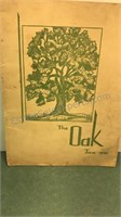 """1940's Redford HS """"The Outpost"""" """"The Oak"""" and"""