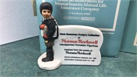 Norman Rockwell Collectible Figures in original