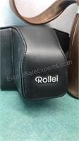 Vintage Rollei Rolleiflex 35mm Camera Set with