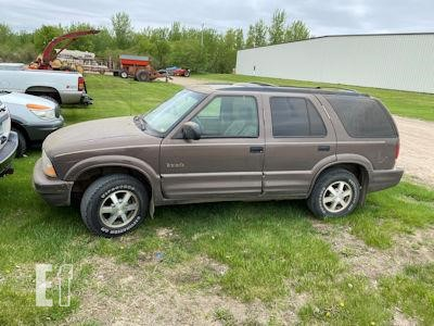 2000 oldsmobile bravada for sale in redwood falls minnesota equipmentfacts com equipmentfacts com