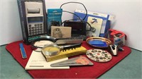 Texas Instruments TI-5005 II Calculator & Radio