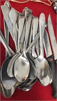 Mixed Lot of Vintage Flatware and other Kitchen