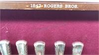 Rogers Brothers Silverplate Flatware in original