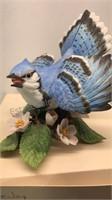 Vintage Lenox Garden Bird Porcelain Figures