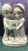 Vintage Precious Moments 50th Anniversary