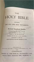 3 Bibles and Presbyterian Hymnal