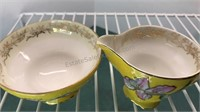 Trimont China Made in Occupied Japan Cream and