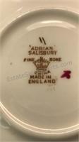 Bow Salisbury and Adrian Salisbury Bone China