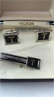 Vintage Tie Pins and Cufflinks